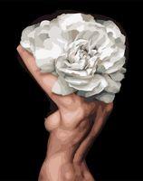 """Картина по номерам """"Мифология женский красоты. Чувственность"""" (400х500 мм)"""