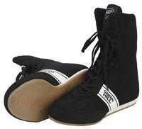"""Обувь для бокса """"Special"""" (р. 38; черная)"""
