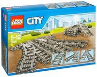 """LEGO City """"Железнодорожные стрелки"""""""