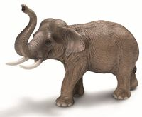 "Фигурка ""Азиатский слон"" (12 см)"