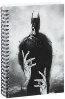 """Блокнот в клетку """"DC Comics"""" (А5; арт. 017)"""
