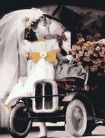 """Картина по номерам """"Свадьба"""" (500x650 мм; арт. MMC027)"""