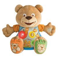 """Мягкая интерактивная игрушка """"Говорящий Мишка Teddy"""" (30 см; со световыми эффектами)"""