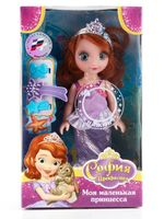 """Кукла """"Disney Princess. София"""" (15 см; арт. SOFIA008)"""