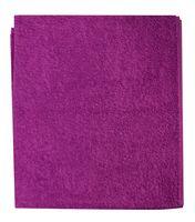 Полотенце махровое (70x140 см; сиреневое)