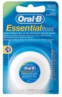 """Зубная нить """"Essentialfloss"""" (невощеная, 50 м)"""
