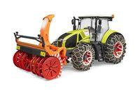 "Модель машины ""Трактор Claas Axion 950"" (арт. 03-017; масштаб: 1/16)"