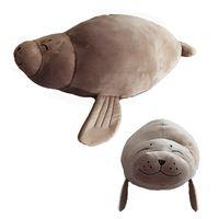 """Мягкая игрушка-подушка """"Тюлень"""" (70 см)"""