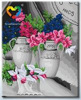 "Картина по номерам ""Стильный натюрморт"" (400x500 мм; арт. HB4050200)"