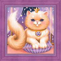 "Алмазная вышивка-мозаика ""Персидская принцесса"" (250х250 мм)"