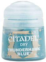 "Краска акриловая ""Citadel Dry"" (thunderhawk blue; 12 мл)"