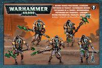 Warhammer 40.000. Necrons. Triarch Praetorians (49-07)