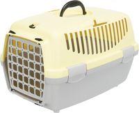 """Переноска для животных """"Traveller Capri I"""" (32х31х48 см; серо-желтая)"""