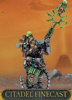 "Миниатюра ""Warhammer 40.000. Finecast: Necrons Orikan the Diviner"" (49-67)"