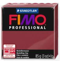 """Глина полимерная """"FIMO Professional"""" (бордо; 85 г)"""