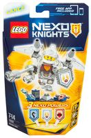 "LEGO Nexo Knights ""Ланс - Абсолютная сила"""