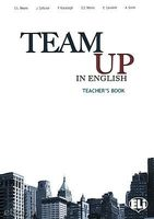 Team Up in English: Teacher's Book 2 (+ CD)