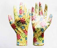 Перчатки для садовых работ (размер 9; арт. IDA1207)