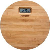 Напольные весы Scarlett SC-BS33E061 (бамбук)