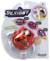 """Интерактивная игрушка """"Talkibot"""" (красный; со световыми эффектами)"""