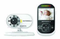 Видеоняня Motorola MBP26 (белая)