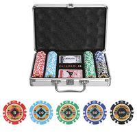 "Набор для покера ""Crown"" (200 фишек)"