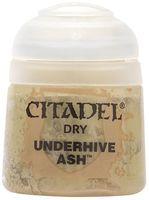 "Краска акриловая ""Citadel Dry"" (underhive ash; 12 мл)"