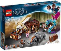 "LEGO Fantastic Beasts ""Чемодан Ньюта Саламандера"""