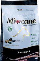 """Сухой корм для щенков """"Miocane"""" (3 кг; белое мясо)"""