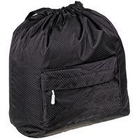 """Рюкзак-мешок """"ArtSpace"""" (чёрный)"""