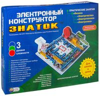 ЗНАТОК: Электронный конструктор (999 схем)