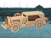 """Сборная деревянная модель """"Эскалибур МК 4"""" (Форд)"""