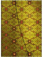 "Записная книжка Paperblanks ""Зелень"" в линейку (формат: 180*230 мм, ультра)"