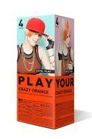 """Краска для волос """"Estel Play"""" (тон: 4, crazy orange)"""