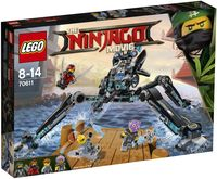 "LEGO The Ninjago Movie ""Водяной Робот"""
