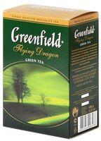 "Чай зеленый листовой ""Greenfield. Flying Dragon"" (100 г)"