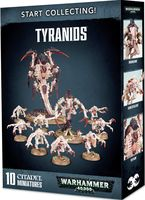 Warhammer 40.000. Tyranids. Start Collecting (70-51)