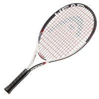 """Ракетка для большого тенниса """"Speed 25 Gr00"""" (чёрный/белый/красный)"""