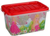"""Ящик для хранения игрушек """"Принцесса"""" (арт. М2082)"""