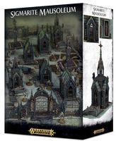 Warhammer Age of Sigmar. Sigmarite Mausoleum (64-49)