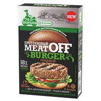 """Смесь для овощного бургера """"MeatOff"""" (100 г; грибная)"""