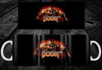 """Кружка """"Doom"""" (art. 11)"""