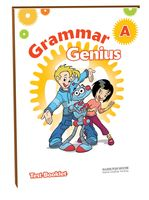 Grammar Genius 1. Test Booklet