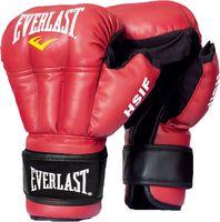 Перчатки для рукопашного боя (12 унций; L; красные; арт. RF3112)