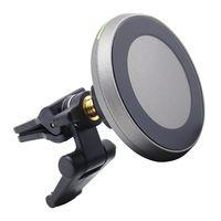 Автомобильное беспроводное зарядное устройство SmartBuy, 10 Вт, Magnetic