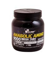 "Аминокислоты ""Anabolic Amino 9000 Mega Caps"" (300 таблеток)"