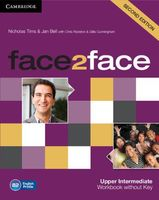 Face2Face. Upper Intermediate. Workbook without Key