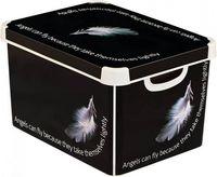 """Коробка для хранения """"Angel"""" (395х295х250 мм)"""