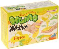 """Набор для изготовления мыла-жвачки """"Банан"""""""