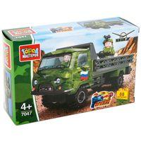 "Конструктор ""Армия. УАЗ-452"" (88 деталей)"